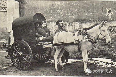 清末民初我國的交通工具 一個時代的烙印 - 每日頭條