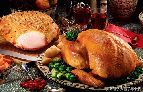 聖誕節吃火雞的由來 - 每日頭條