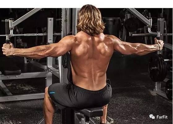 打造完整的肩部肌肉,三角肌後束訓練的方法和技巧 - 每日頭條