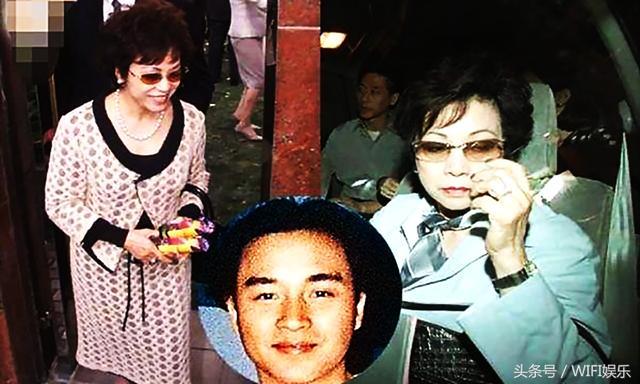 最寵愛張國榮的大姐張綠萍去世,張國榮被人欺負經常找姐姐訴苦! - 每日頭條
