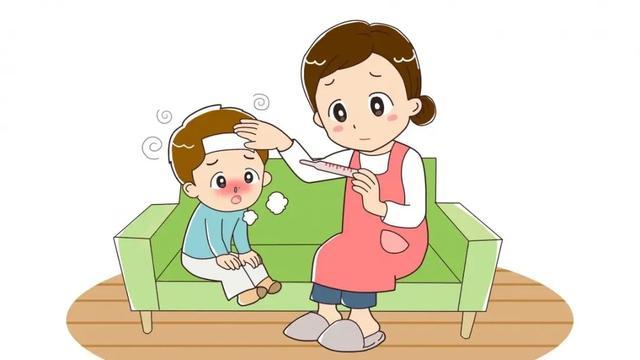 孩子發燒了。在家應該如何正確護理呢?2種有效降低體溫的措施 - 每日頭條