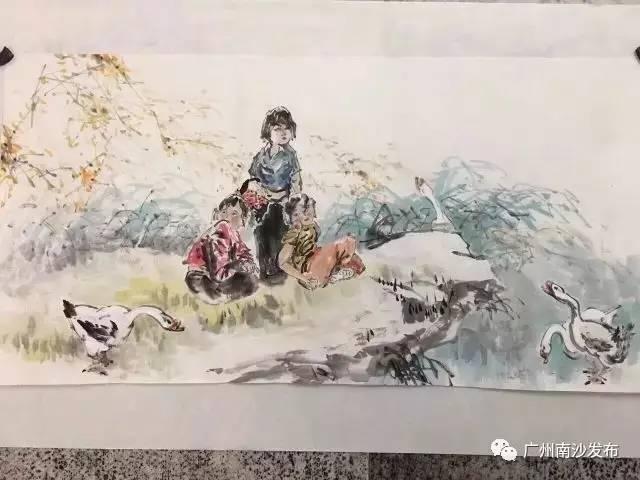 「人物」圓山區孩子一個「書法夢」——南沙書畫家李振華和妻子韓桂蓮的支教故事 - 每日頭條