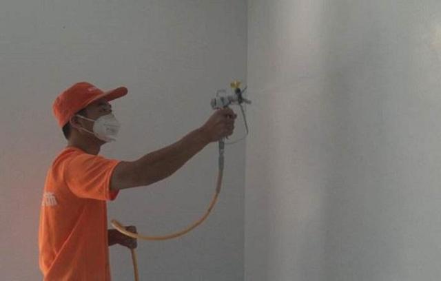 家裡裝修噴漆、滾漆、刷漆哪種好? - 每日頭條