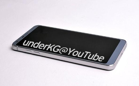 LG G6傳聞匯總:如此特別的螢幕。沒高通835又怎樣 - 每日頭條