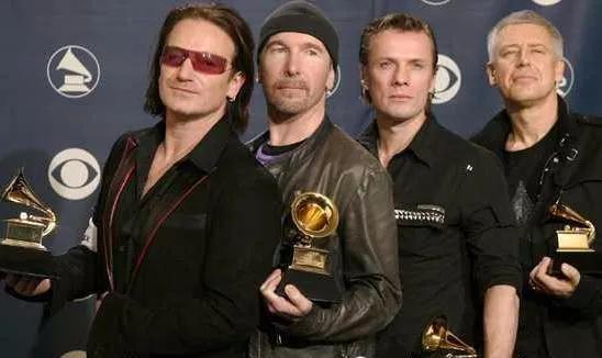 全球最偉大的50位吉他手——THE EDGE - 每日頭條