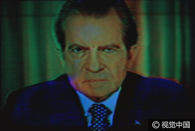 美國歷史上首位辭職的總統 尼克森與水門事件 - 每日頭條