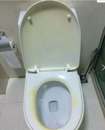 馬桶不但臭還發黃。媳婦用一個辦法就解決了。快來學習一下吧 - 每日頭條