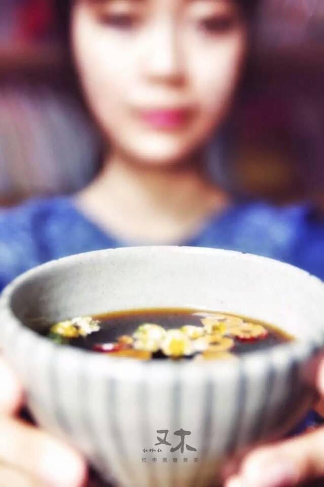 微商貨源又木紅棗黑糖薑茶免費加盟 - 每日頭條