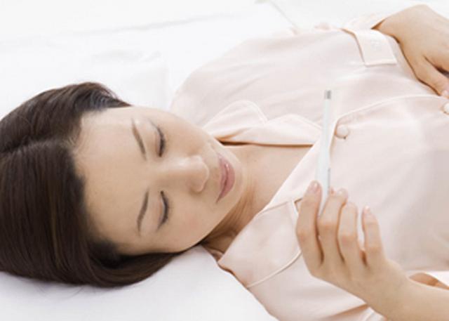 孕早期發燒像個小火爐,只要體溫在這正常範圍就好! - 每日頭條