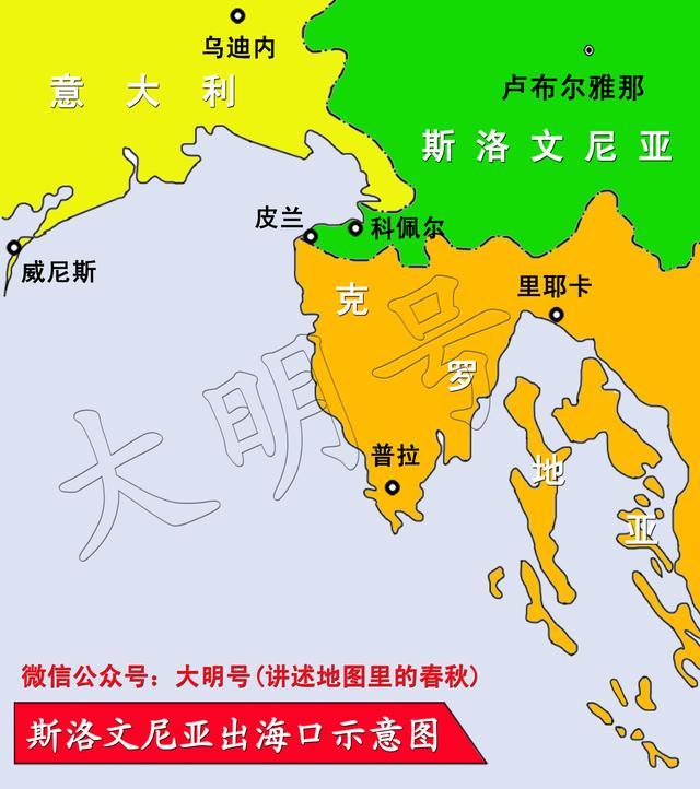 海岸線最短的8個國家———擺脫了淪為內陸國的命運(圖文解讀) - 每日頭條