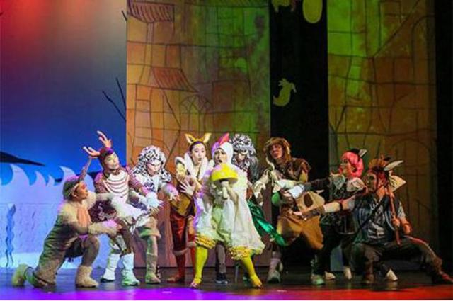 讓兒童音樂劇走進藝術課堂! - 每日頭條