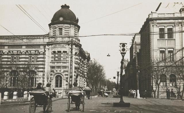 黑白鏡頭下:1935年的北京街市 - 每日頭條