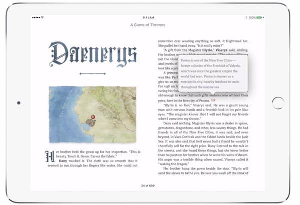 《冰與火之歌》首版20年iBooks上線 第六部依舊遙遙無期? - 每日頭條