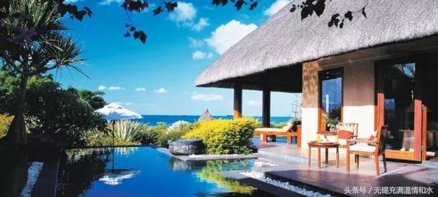 這些熱門海島的度假別墅酒店。可能比景點還美。 - 每日頭條