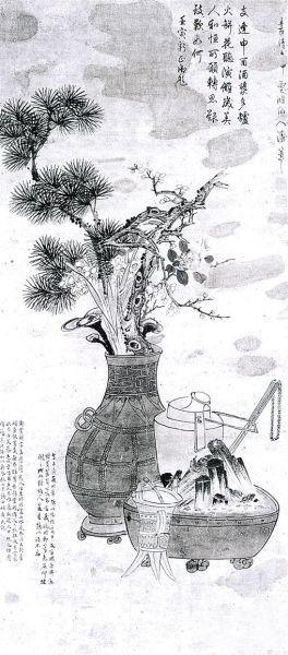 為何中國畫家愛畫歲朝清供 - 每日頭條
