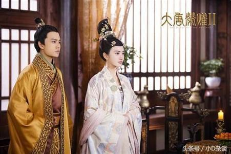 《大唐榮耀》廣平王,唐朝歷史上的癡情天子,不遜於唐玄宗 - 每日頭條