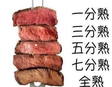 吃牛排時,服務員問要幾成熟,切記別說8分熟,這樣回答才專業 - 每日頭條
