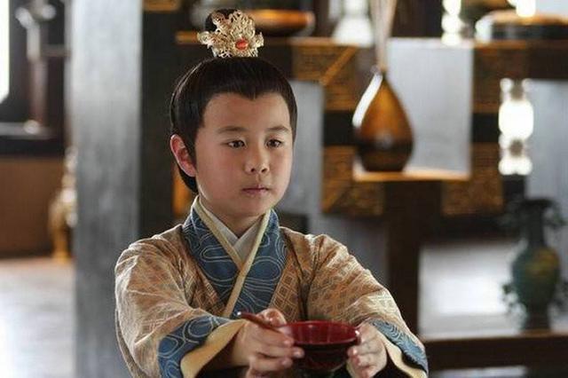 趙王劉如意,一個被她那蠢貨媽害死的傻兒子 - 每日頭條