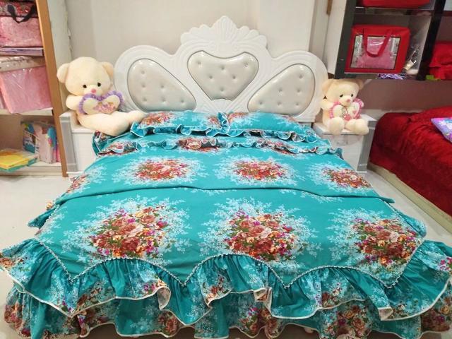 床上用品四件套包括什麼以及要如何選購 - 每日頭條