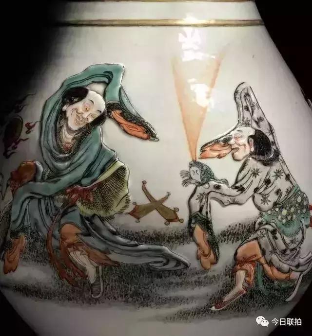 民窯也有春天!這隻棒槌瓶在紐約蘇富比拍了近1000萬 - 每日頭條