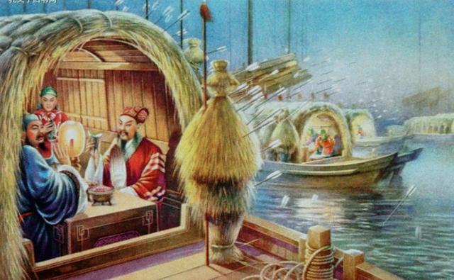說說諸葛亮被神化的部分:草船借箭、舌戰群儒、空城計都是假的! - 每日頭條