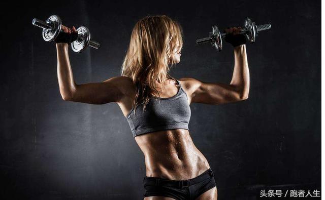 女性到底能不能練胸肌?進來看看你就明白了! - 每日頭條