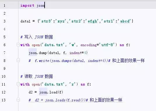 Python中的Json模塊詳解 - 每日頭條