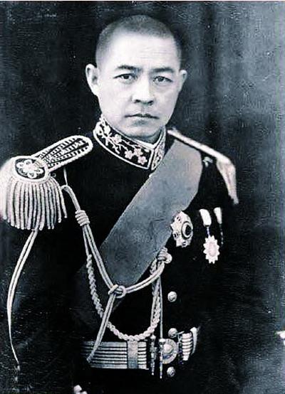 他在戰場上與日軍血拚而死,蔣介石為其扶靈,連日軍都贊他是勇將 - 每日頭條