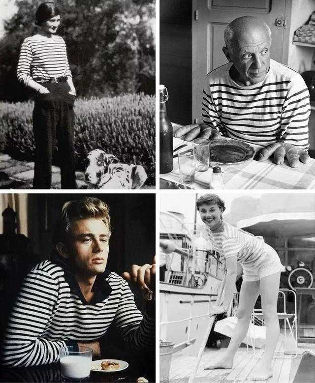 條紋長袖不一定就是美國囚犯衣,它還可能是硬漢「海軍衫」 - 每日頭條