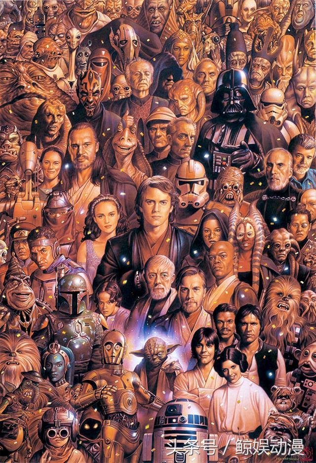 罕見的《星球大戰》藝術家印象展品 西斯武士的法老木雕鎮宅絕贊 - 每日頭條