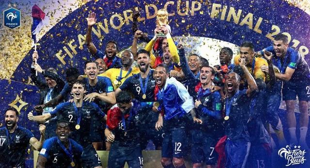 法國隊靠19名外籍球員贏了世界盃,中國坐不住了,開啟歸化之門! - 每日頭條