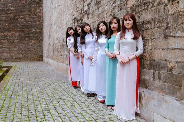美到爆表的越南傳統服飾 - 每日頭條