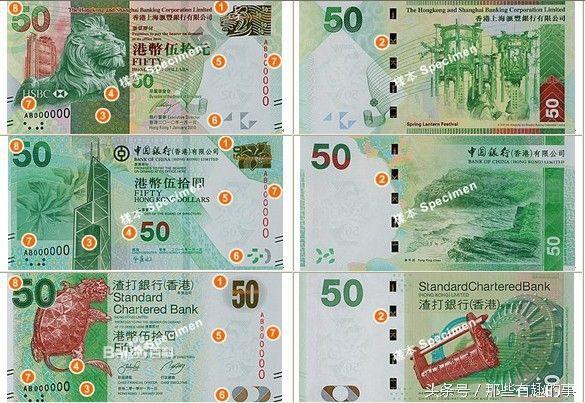 人民幣、臺幣、港幣、澳門幣大檢閱 - 每日頭條
