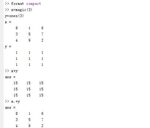 「一」MATLAB語言之常見函數及符號運算 - 每日頭條