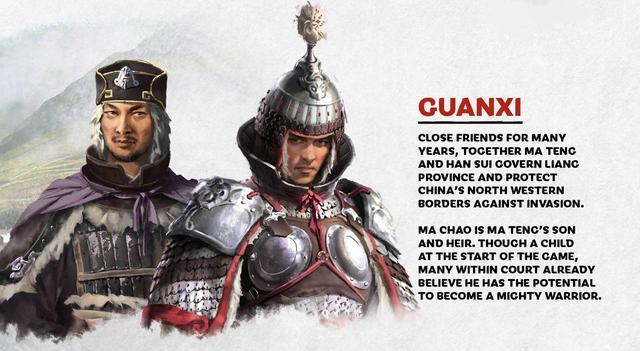 《全面戰爭:三國》馬騰:董卓唯一的盟友,大漢最後的忠臣 - 每日頭條