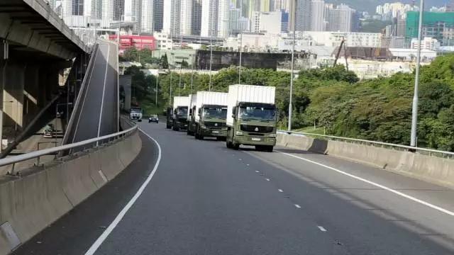印象香港丨中國軍網記者走訪駐港部隊五大軍營 - 每日頭條