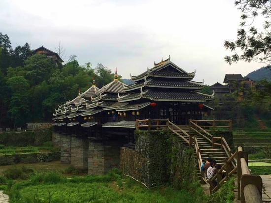 成龍新片火了三江侗寨,這裡除了風雨橋還有那迷人的田園風光 - 每日頭條