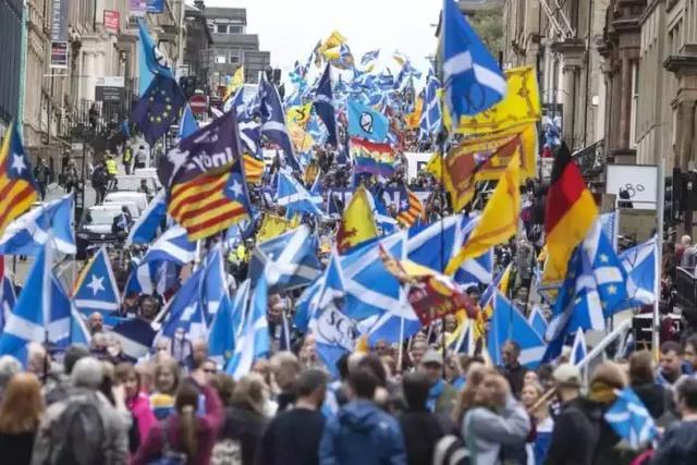 脫歐在即,蘇格蘭呼籲舉行第二次獨立公投,這次脫英會成功嗎? - 每日頭條