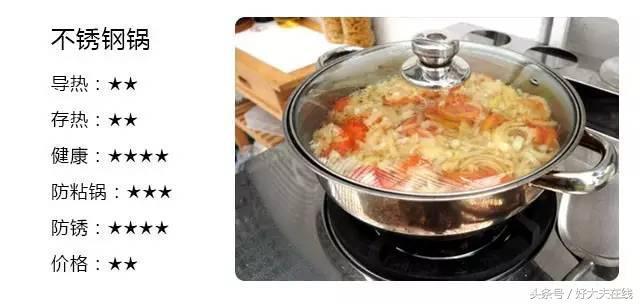 鐵鍋補鐵?鋁鍋有毒?哪種鍋炒菜最安全 - 每日頭條