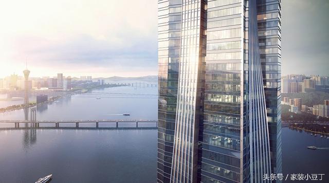 蛟龍出海:珠海打造334米超高層金融中心,未來可俯視澳門 - 每日頭條