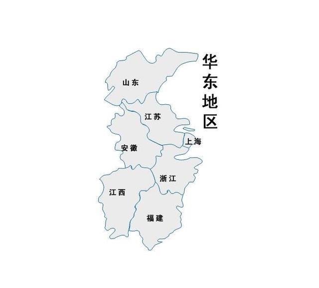 華東地區:7個新一線城市 - 每日頭條
