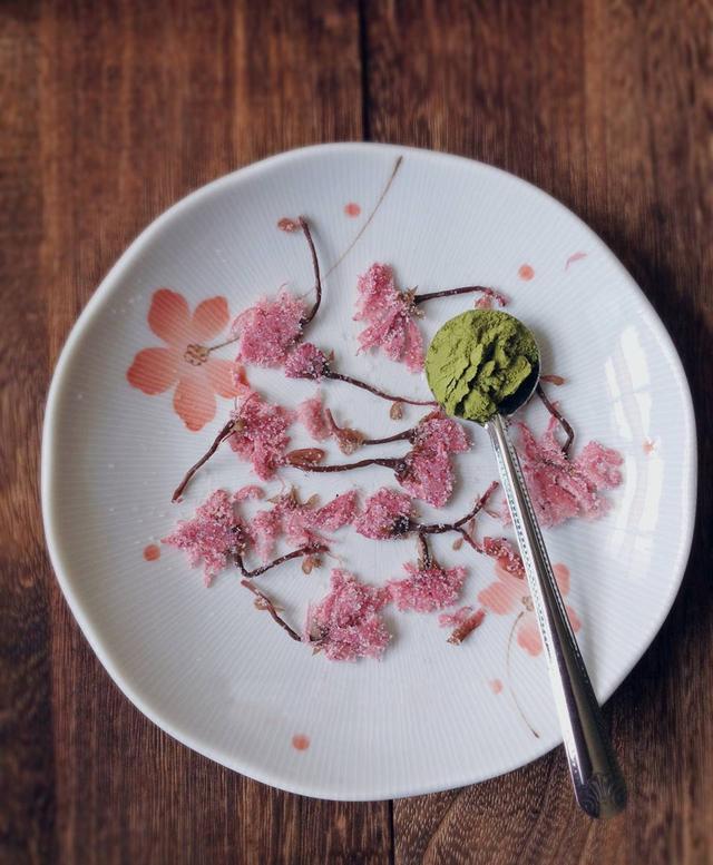 櫻花食系列|鹽漬櫻花篇 - 每日頭條
