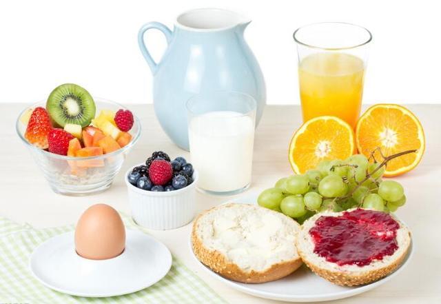 減肥的誤區(一)不吃早餐 - 每日頭條