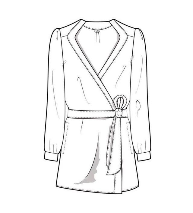 「推薦」如何設計服裝?100+款的時裝示例設計圖供大家繪畫參考 - 每日頭條