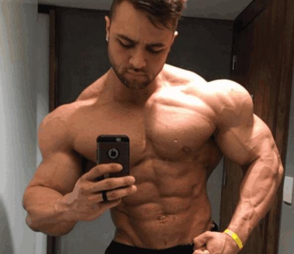 吃蛋白粉與注射類固醇的人同時健身 30天後肌肉會有什麼變化? - 每日頭條