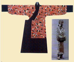 漢朝時期的服飾 - 每日頭條