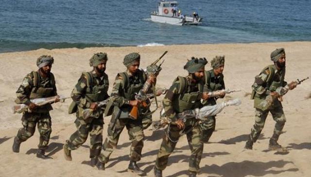 2018十大軍事強國排名公布,印度憑什麼超越英法日? - 每日頭條