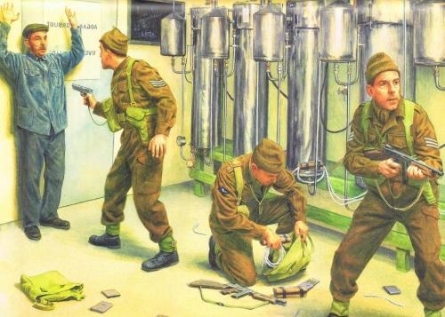 飛將軍自重霄出-挪威重水之戰 - 每日頭條