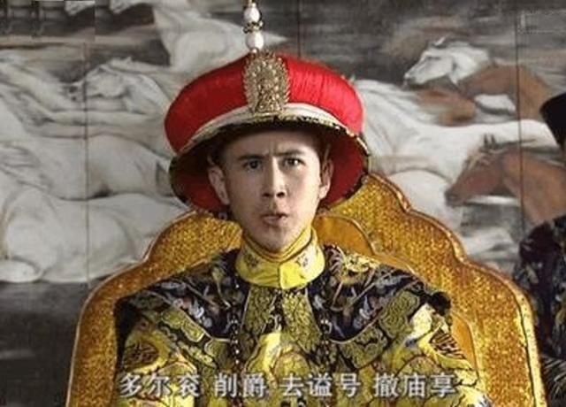 多爾袞被順治尊為「皇父」。為何卻遭刨墳鞭屍?原因很簡單 - 每日頭條
