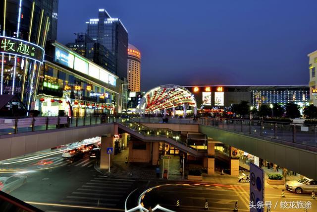 深圳海岸城,高架步行街上的店鋪同樣有首層優勢,創造商業奇跡_聯商資訊中心